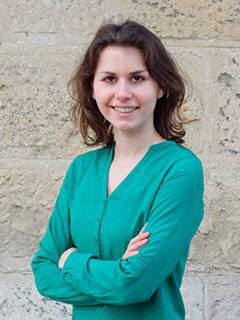Anna Ladenstein, MSc.
